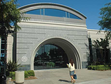 National University Library System