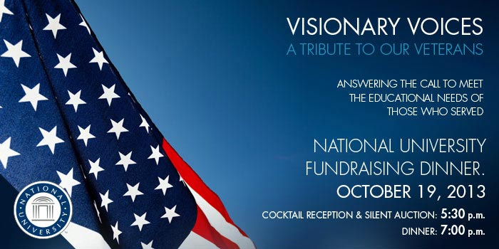 Visionary Voices – A Tribute to our Veterans